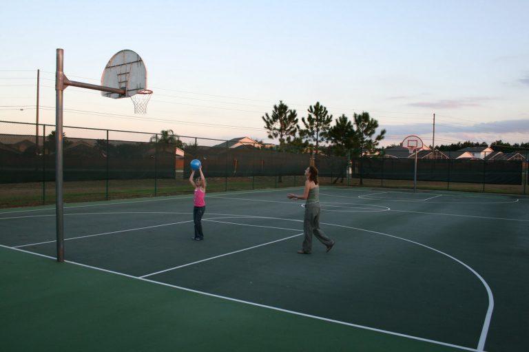 Basketball & Tennis